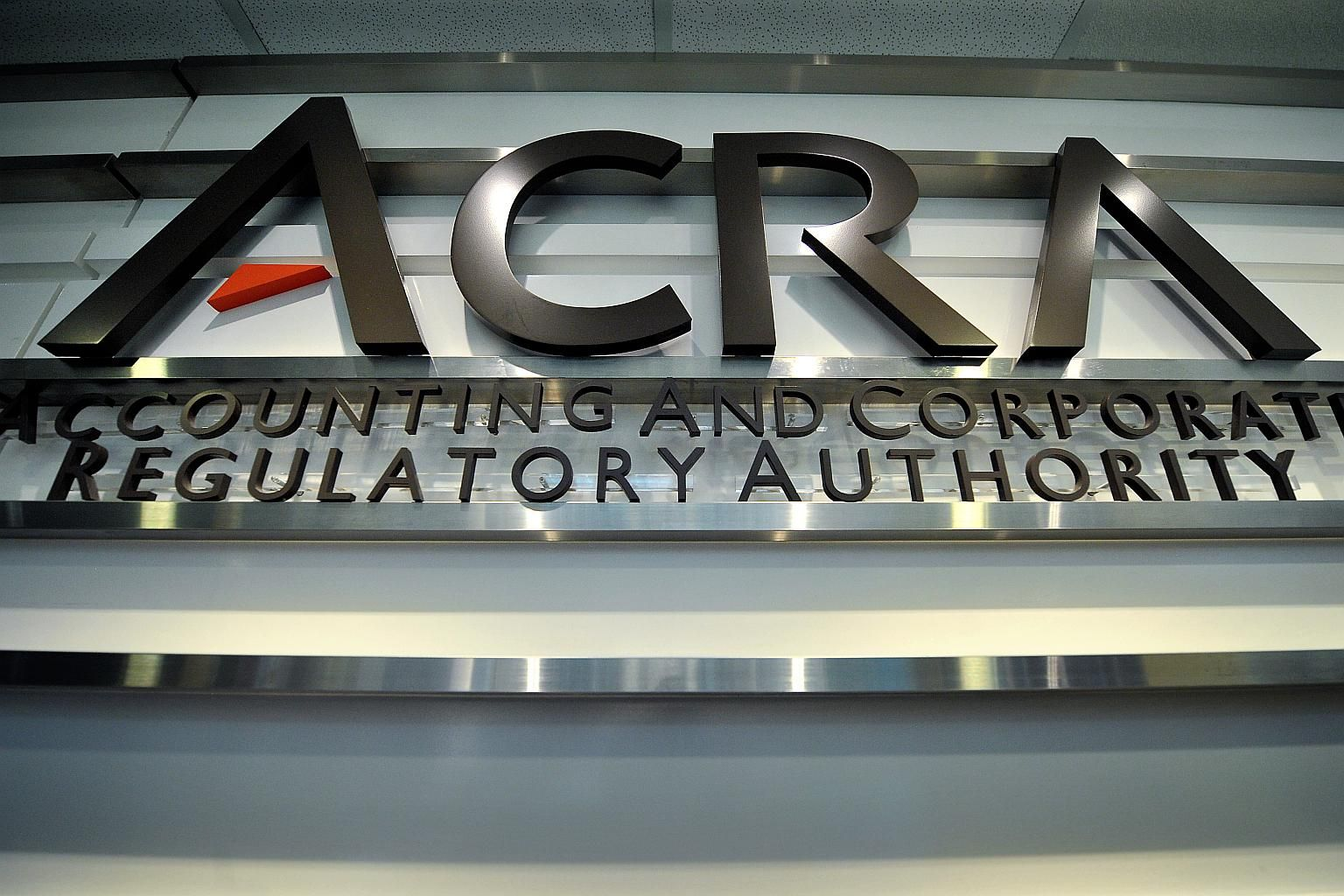 Accounting and Corporate Regulatory Authority (ACRA)