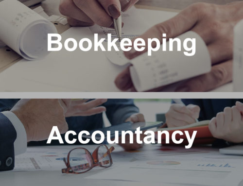 The Difference between Bookkeeping and Accountancy