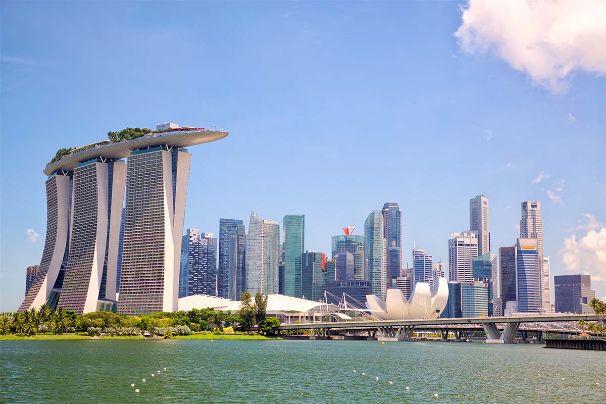 In Singapore, company registration is simple and easy.
