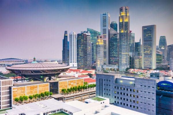 Some government agencies help in setting up a company in Singapore.