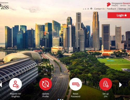 SingPass: Why You Need It When You Incorporate in Singapore