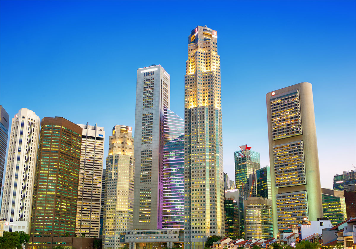 Accounting firms in Singapore help with compliance issues.
